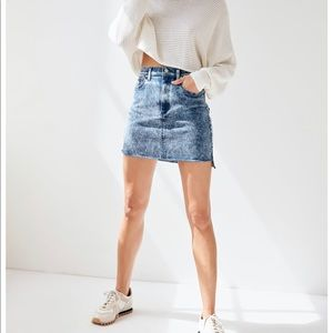 Wilfred free jean skirt - size 8